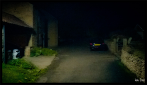 Village streets.